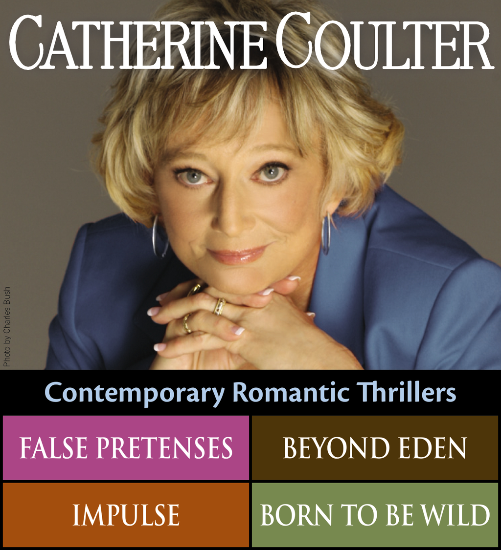 Catherine Coulter's Contemporary Romantic Thrillers