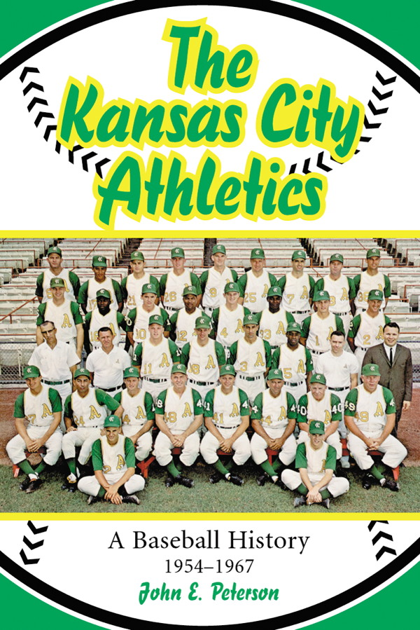 The Kansas City Athletics