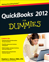 Quickbooks 2012 For Dummies: