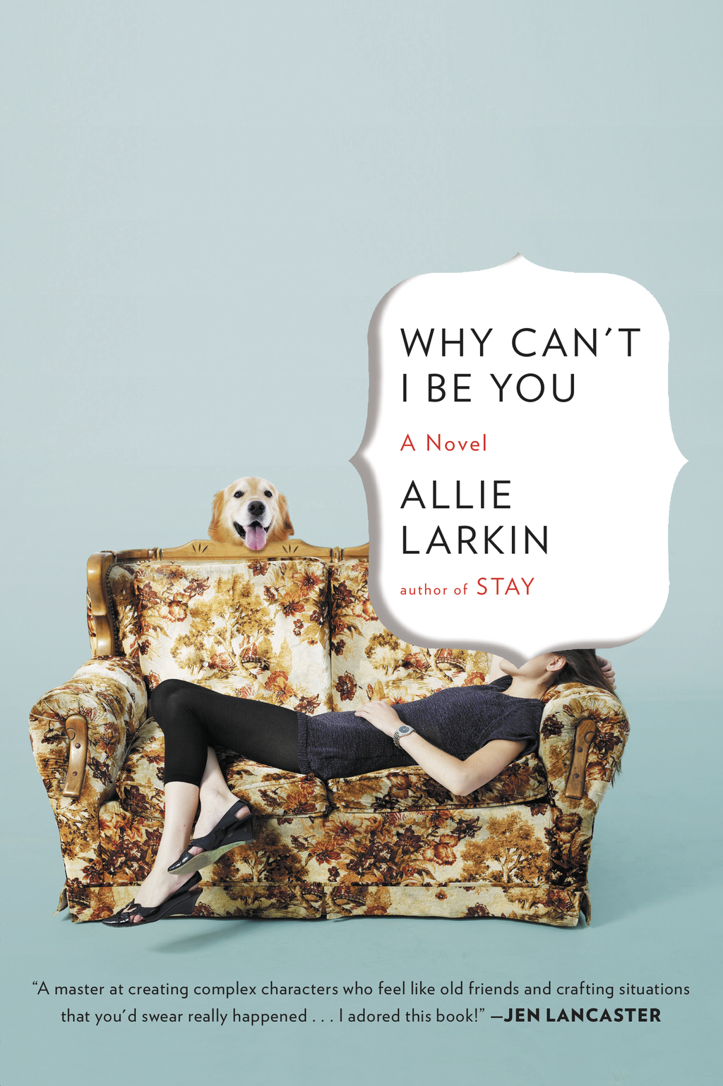 Why Can't I Be You By: Allie Larkin