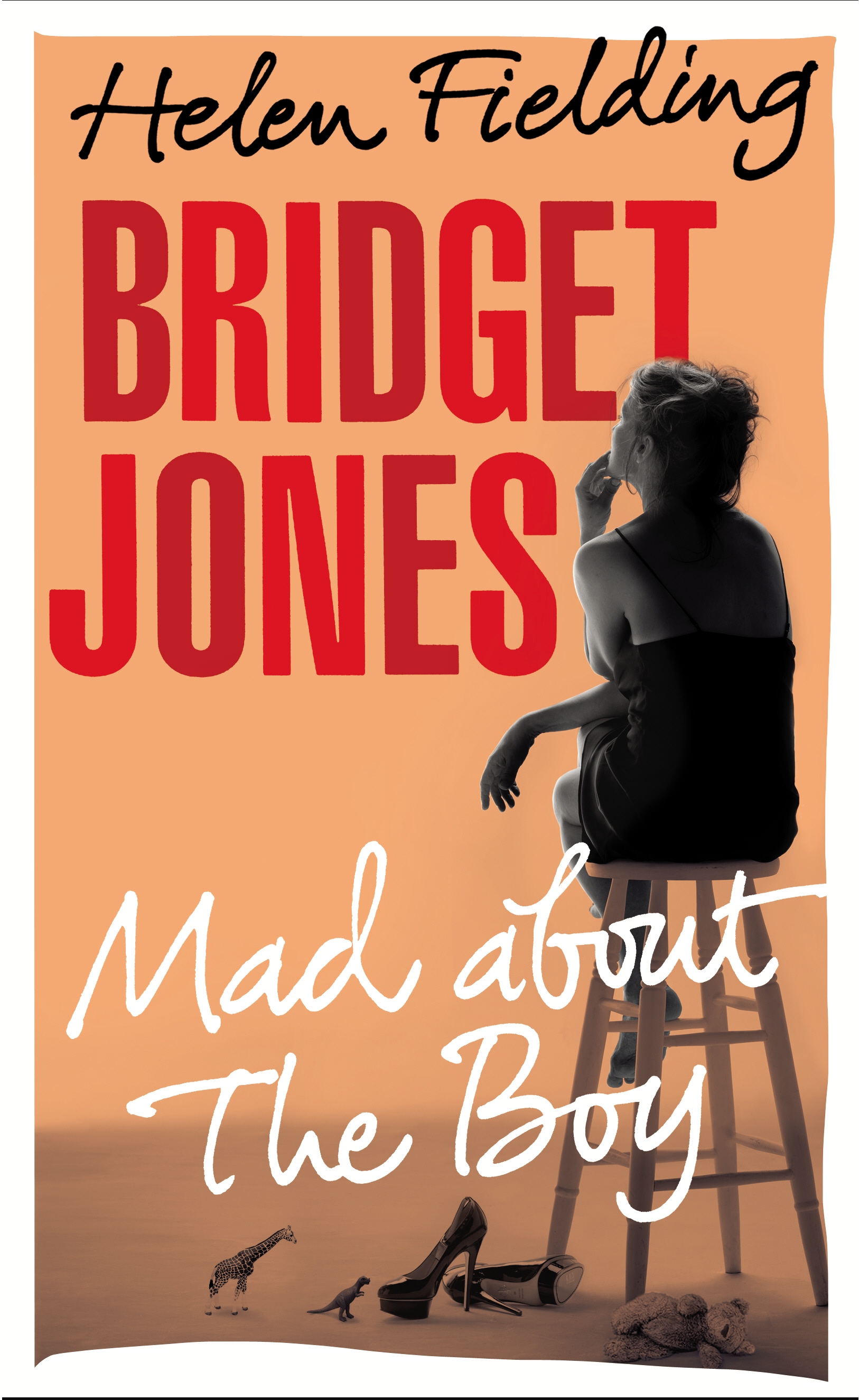 Book Cover: Bridget Jones: Mad About the Boy