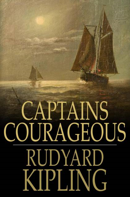 Cover Image: Captains Courageous: A Story of the Grand Banks