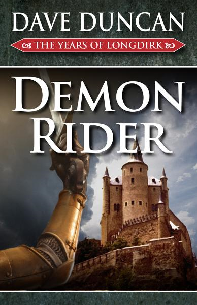 Demon Rider (1522) By: Dave Duncan