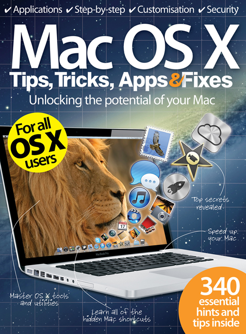 Mac OS X Tips, Tricks, Apps & Fixes