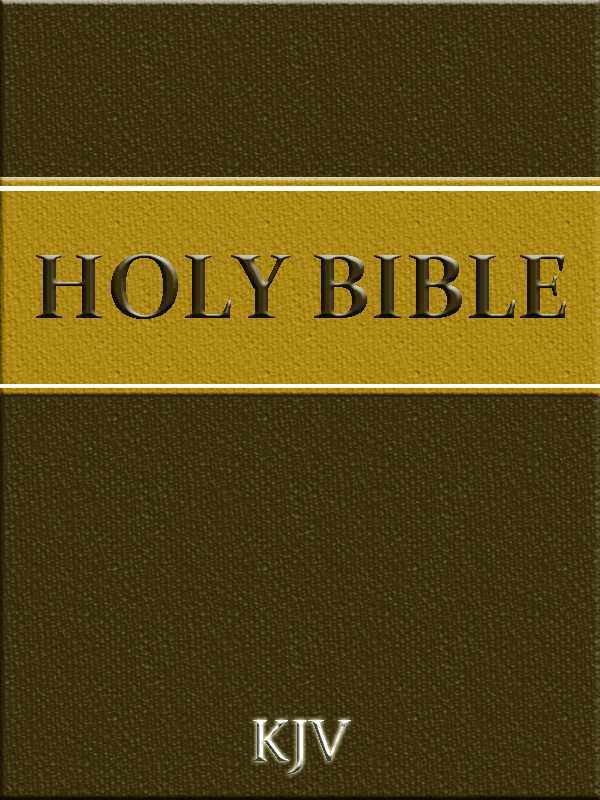 The Holy Bible - King James Version By: God
