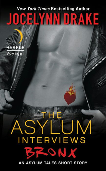 The Asylum Interviews: Bronx By: Jocelynn Drake