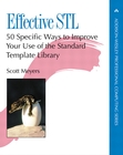Effective STL: 50 Specific Ways to Improve Your Use of the Standard Template Library