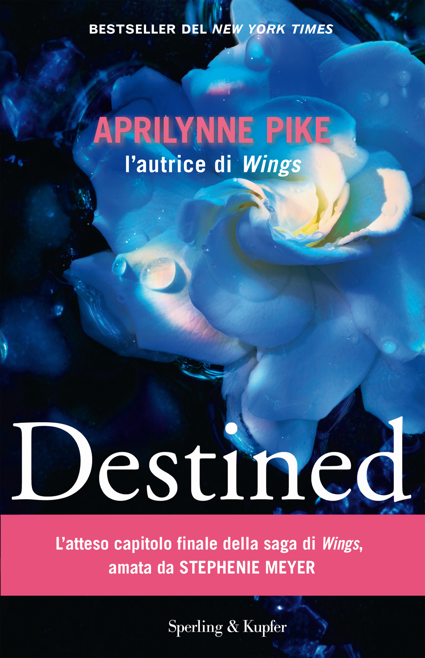 Book Cover: Destined