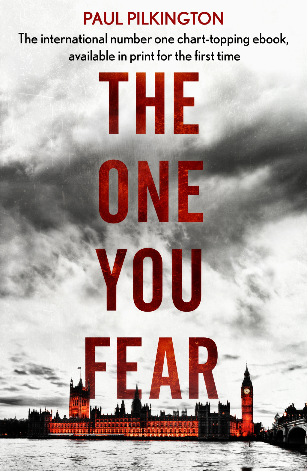 The One You Fear Emma Holden Trilogy: Book Two