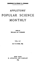 Appletons' Popular Science Monthly, May 1899 (illustrated)