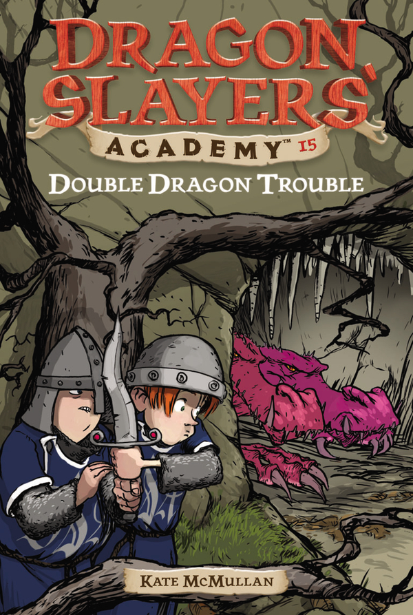 Double Dragon Trouble #15 By: Kate McMullan,Bill Basso