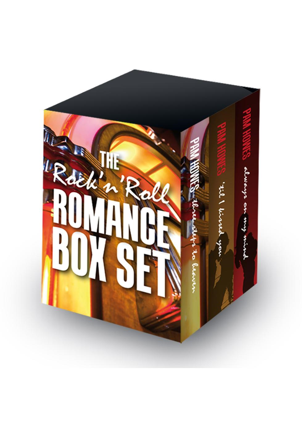 The Rock'n'Roll Romance Box Set (Pam Howes Rock'n'Roll Romance Series)