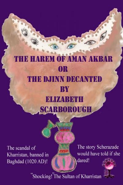 The Harem of Aman Akbar By: Elizabeth Ann Scarborough