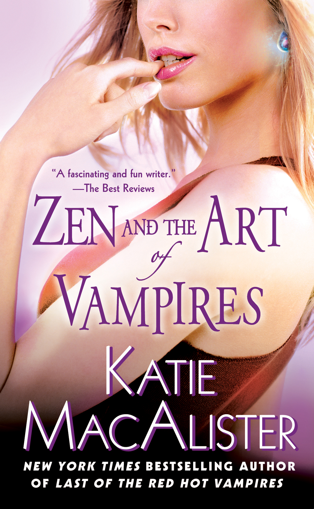 Zen and the Art of Vampires By: Katie MacAlister
