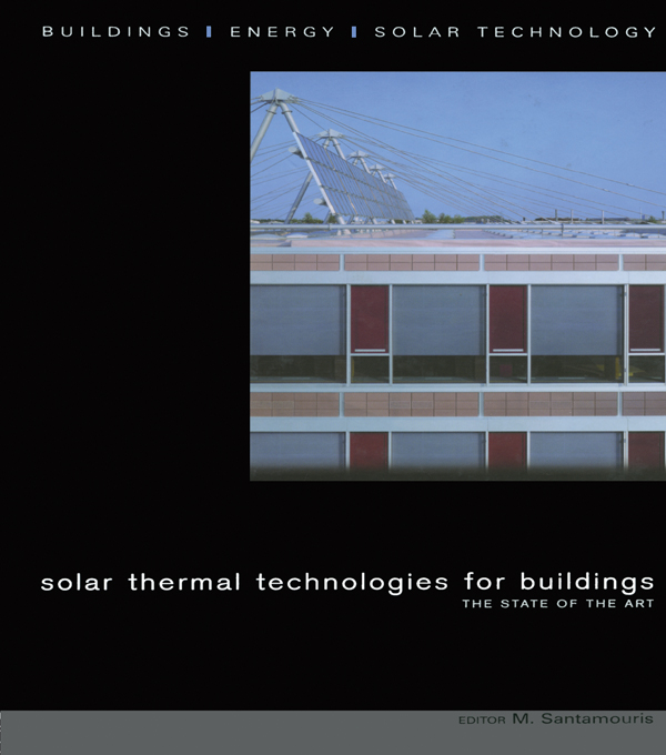 Solar Thermal Technologies for Buildings The State of the Art