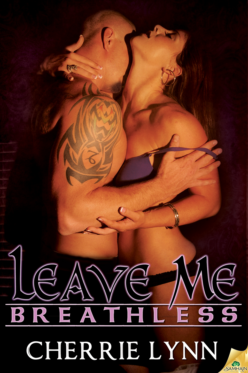 Leave Me Breathless By: Cherrie Lynn