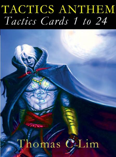 TACTICS ANTHEM: Tactics Cards 1 to 24