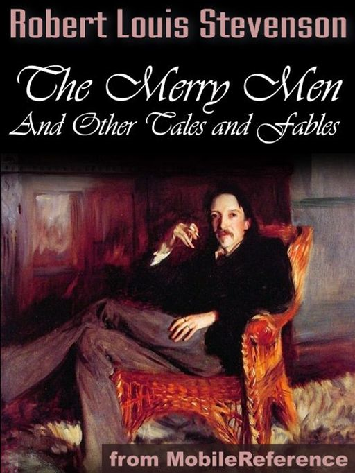 Cover Image: The Merry Men And Other Tales And Fables  (Mobi Classics)