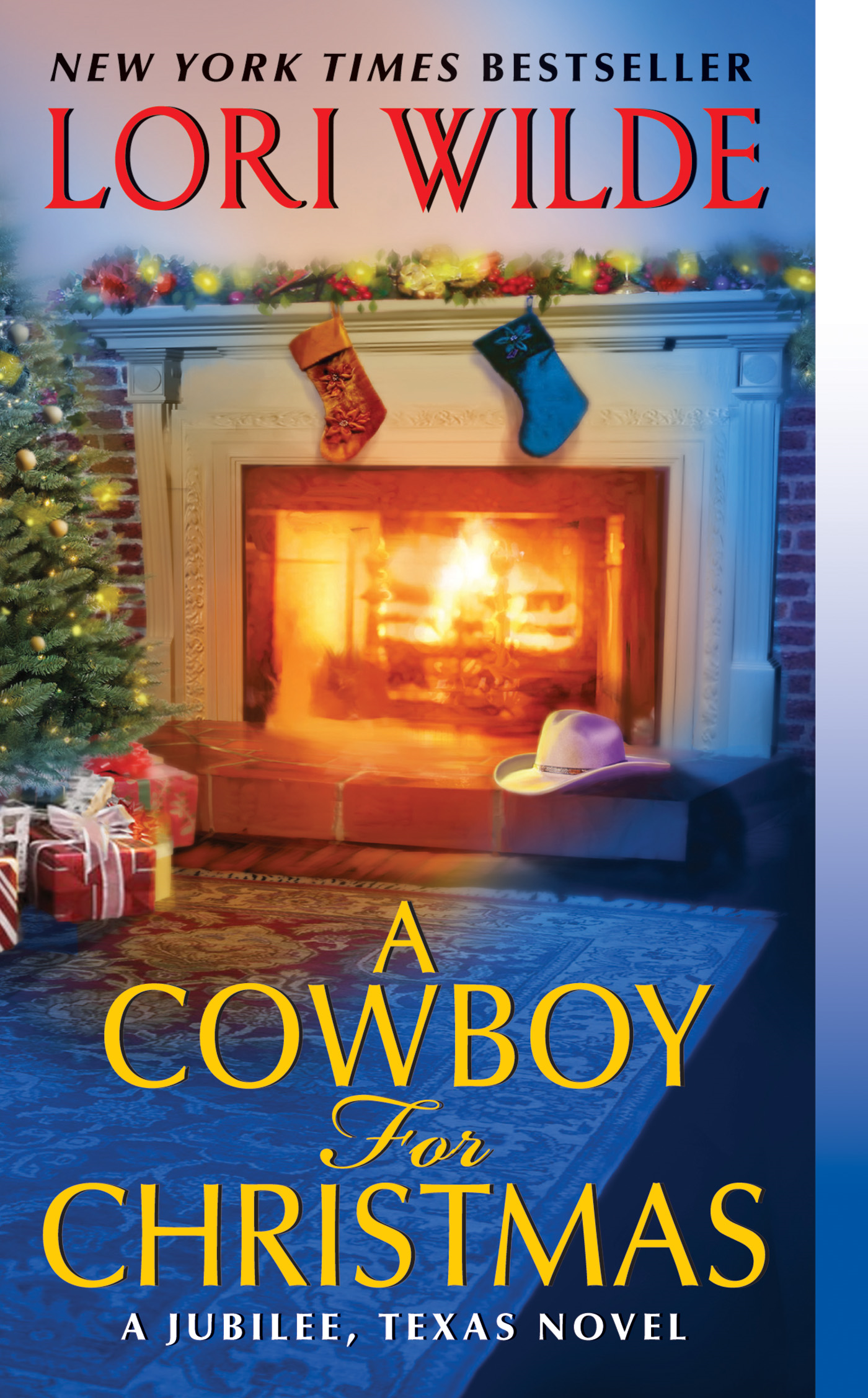 A Cowboy for Christmas By: Lori Wilde