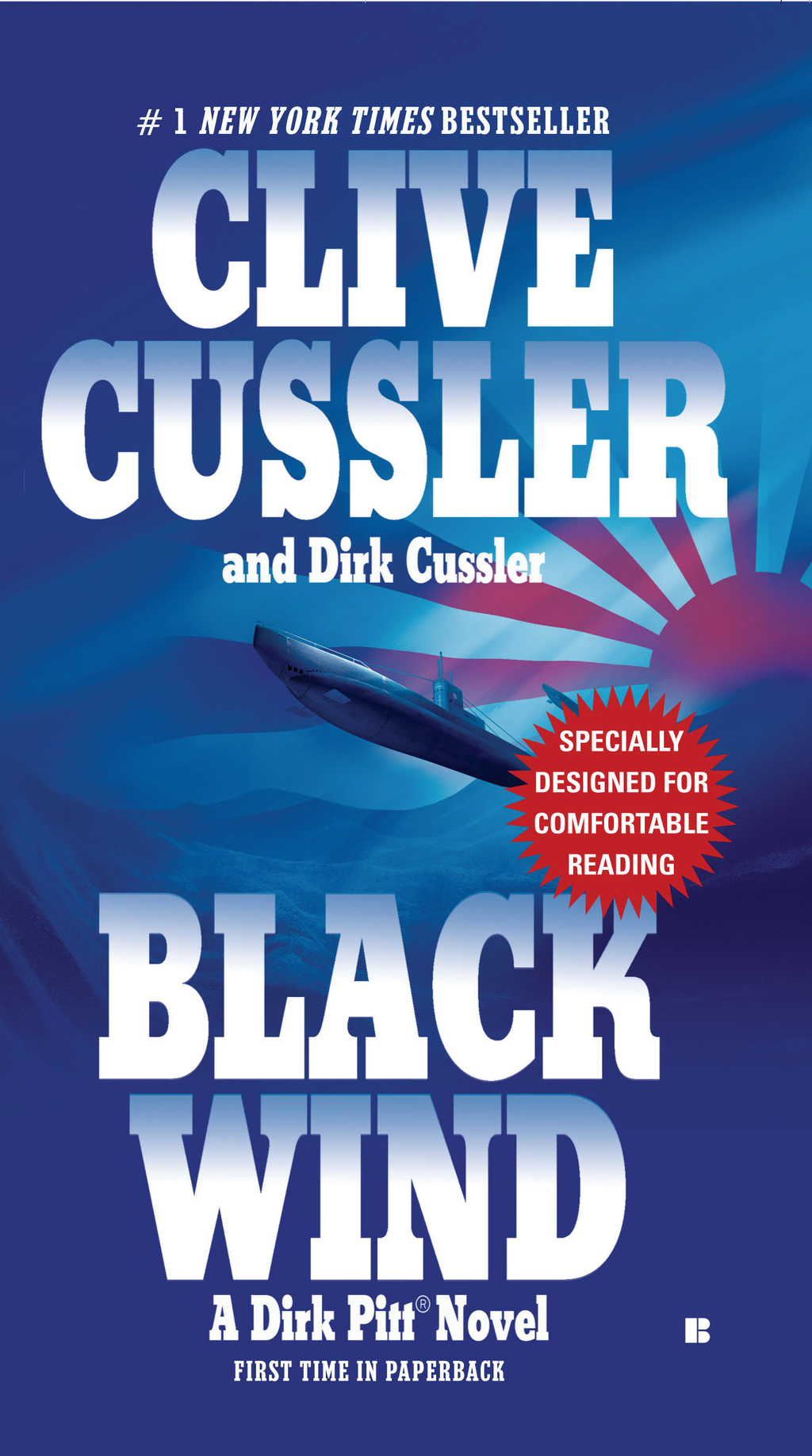 Black Wind By: Clive Cussler,Dirk Cussler