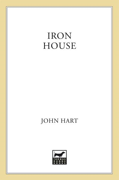 Iron House By: John Hart