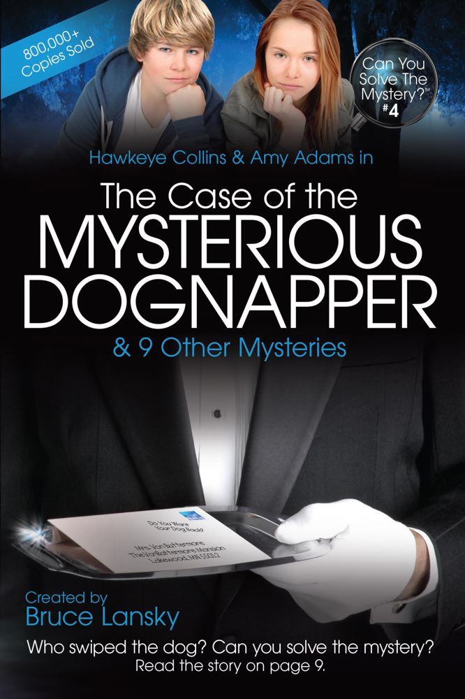 The Case of the Mysterious Dognapper