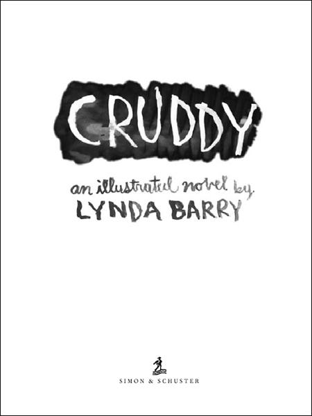 Cruddy By: Lynda Barry