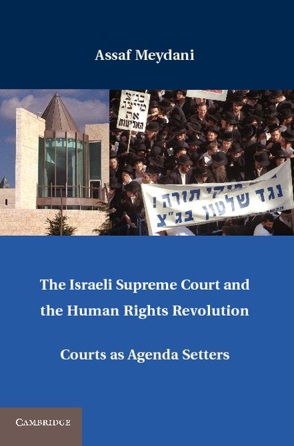 download ısraeli supreme court human rights book