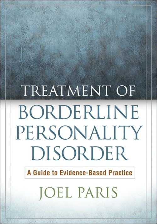 Treatment of Borderline Personality Disorder