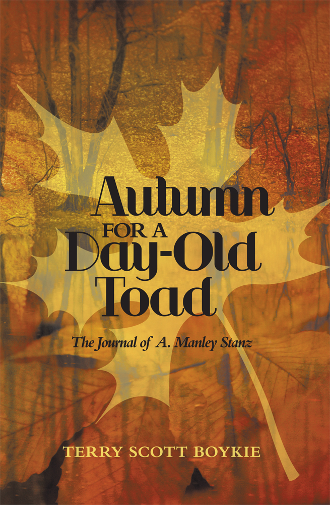 Autumn for a Day-Old Toad