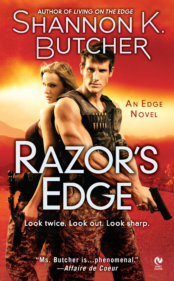 Razor's Edge: An Edge Novel By: Shannon K. Butcher