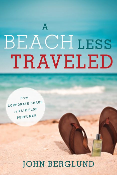 A Beach Less Traveled By: Berglund John