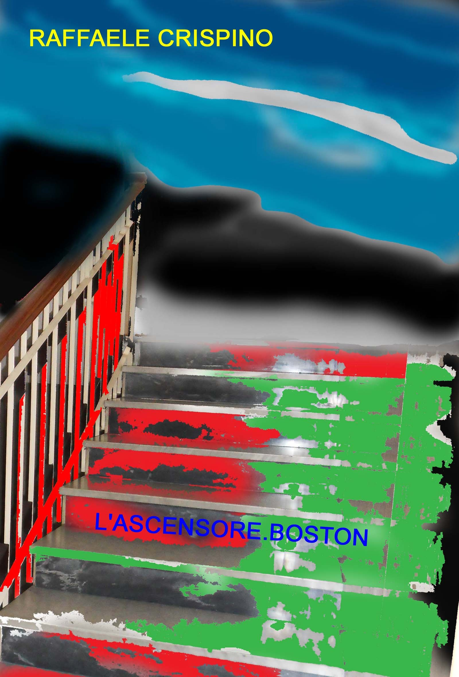 L'ascensore . Boston By: Raffaele Crispino