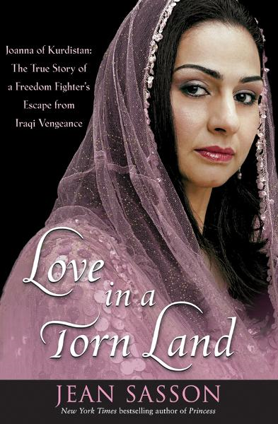 Love in a Torn Land By: Jean Sasson