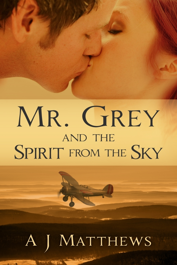 Mr. Grey and the Spirit from the Sky