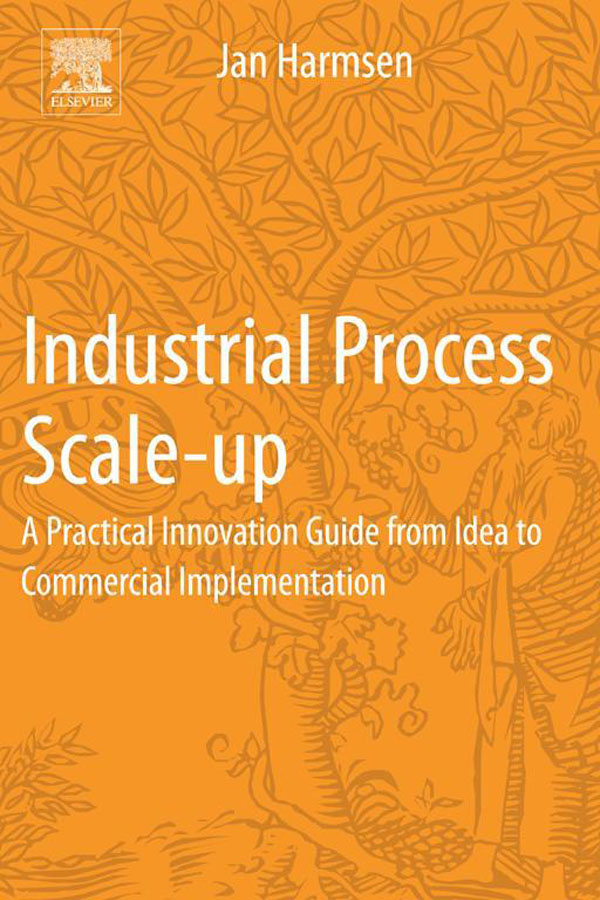 Industrial Process Scale-up A Practical Innovation Guide from Idea to Commercial Implementation