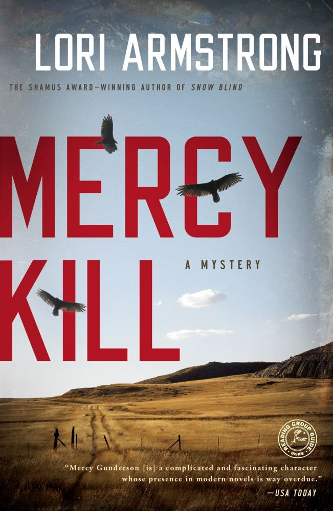 Mercy Kill By: Lori Armstrong