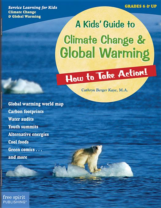 Kids' Guide to Climate Change: How to Take Action!