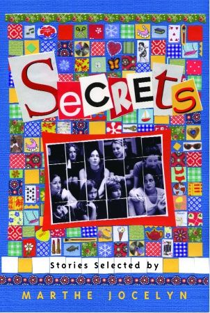 Cover Image: Secrets: Stories Selected by Marthe Jocelyn