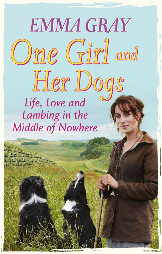 One Girl And Her Dogs
