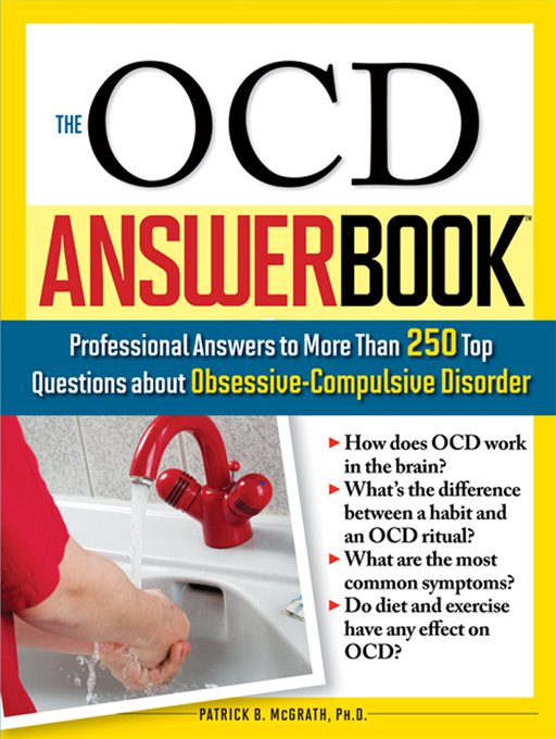 OCD Answer Book: Professional Answers to More Than 250 Top Questions about Obsessive-Compulsive Disorder