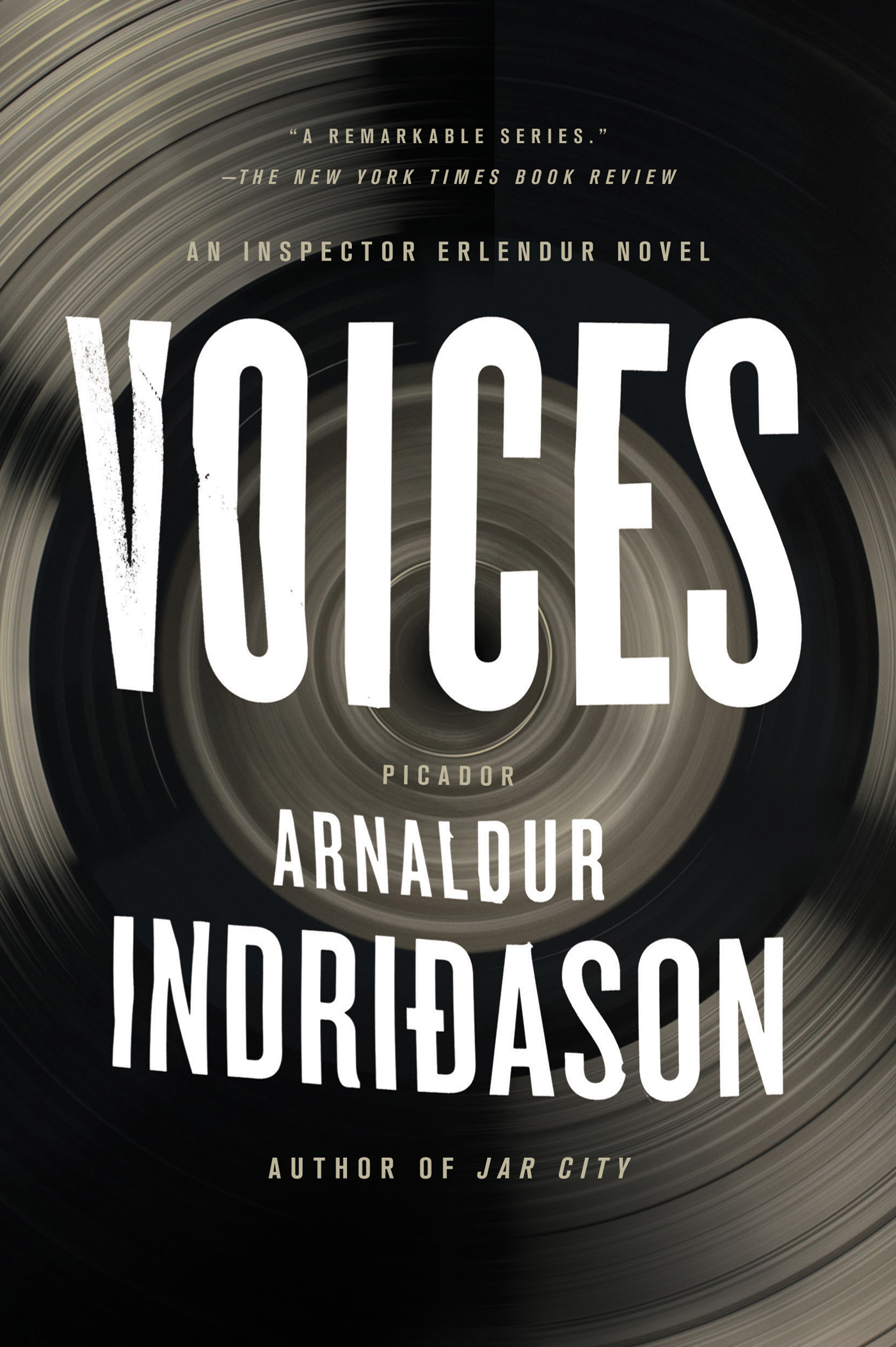 Voices By: Arnaldur Indridason