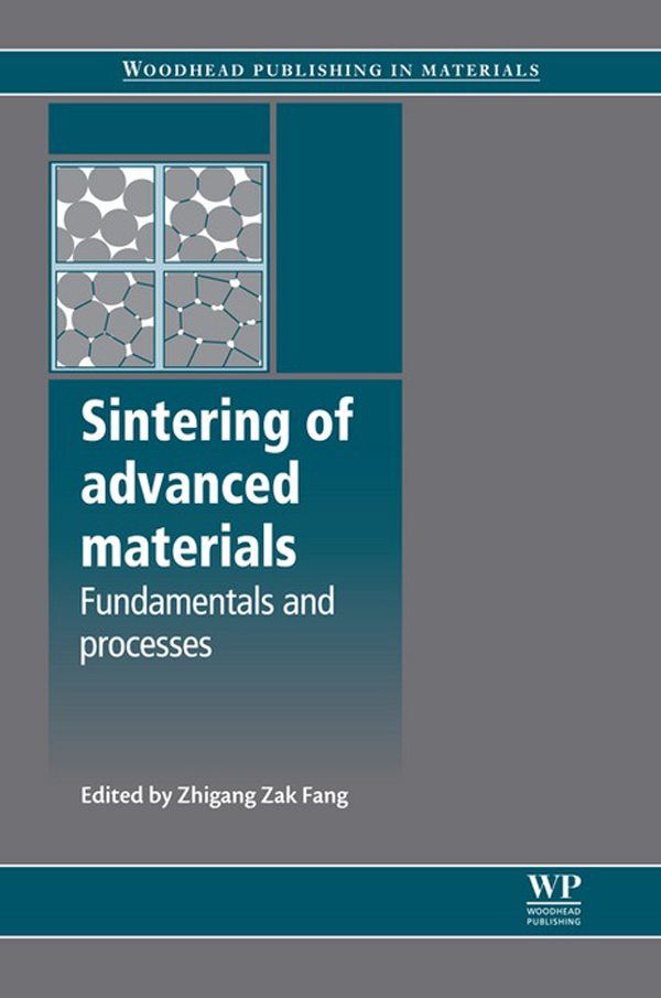 Sintering of Advanced Materials