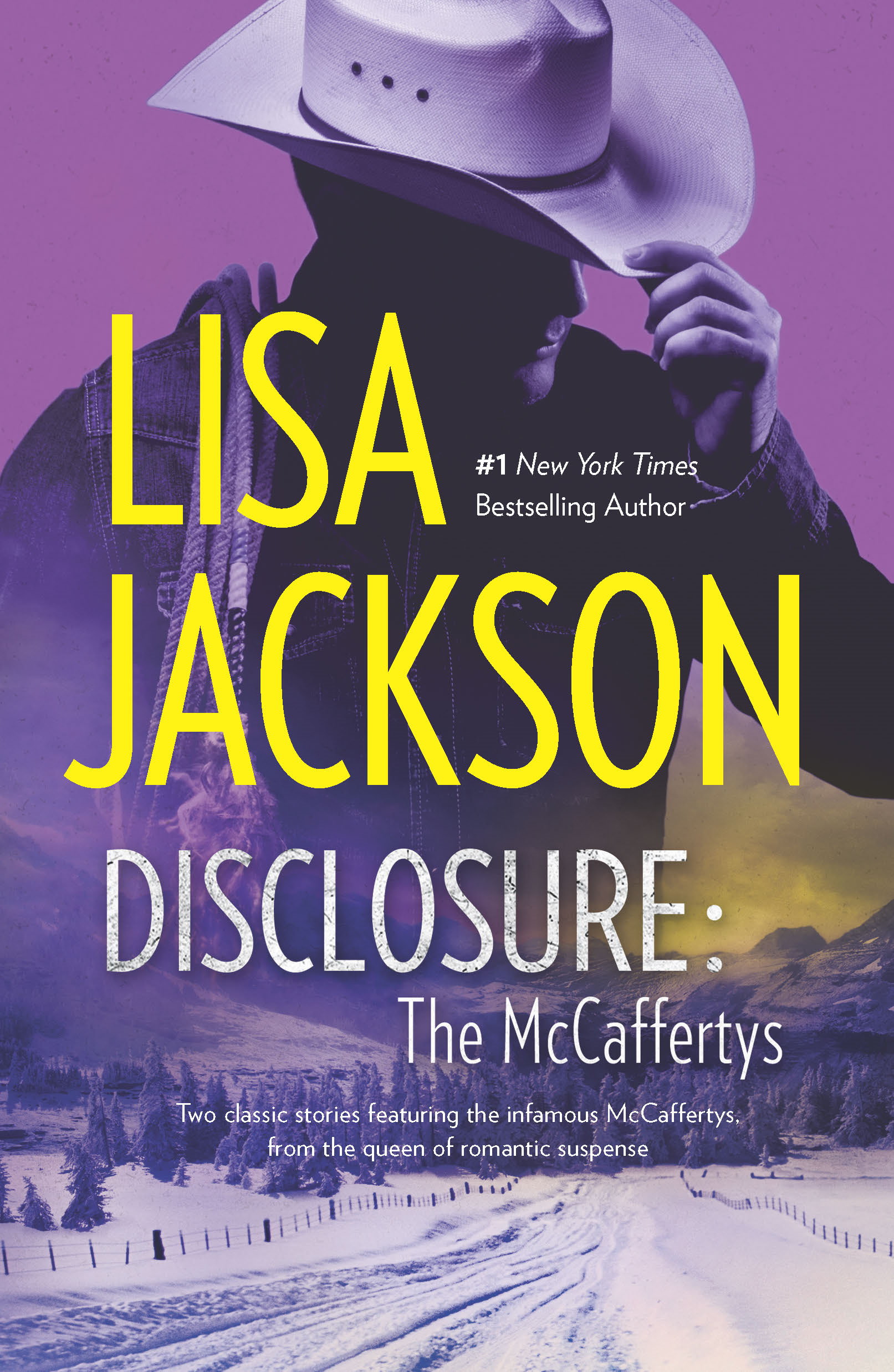 Disclosure: The McCaffertys By: Lisa Jackson