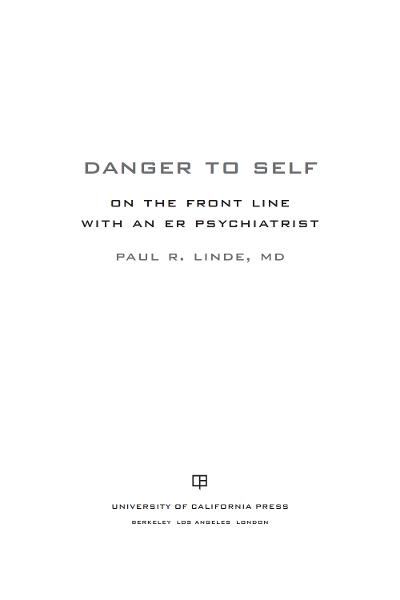 Danger to Self