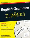Picture of - English Grammar For Dummies