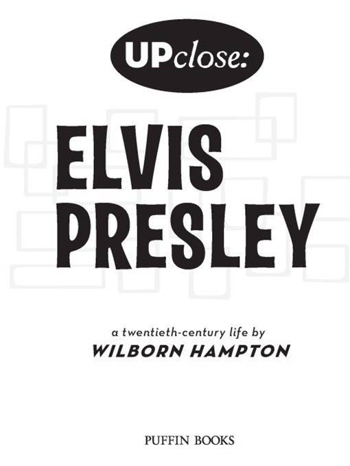 Elvis Presley By: Wilborn Hampton