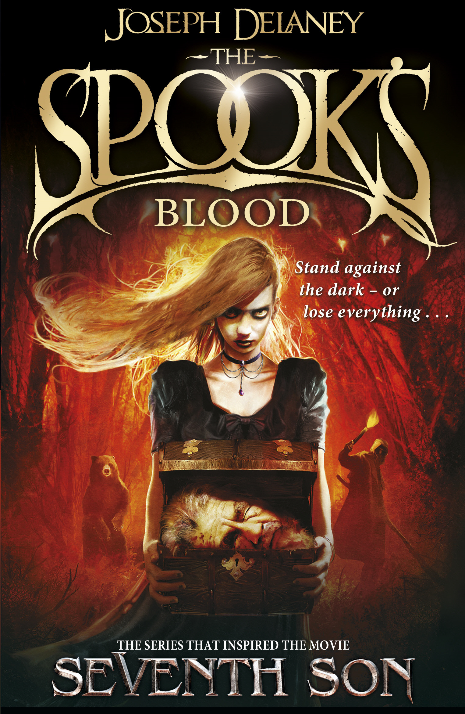 The Spook's Blood Book 10
