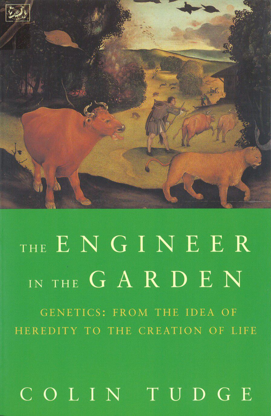 Engineer In The Garden