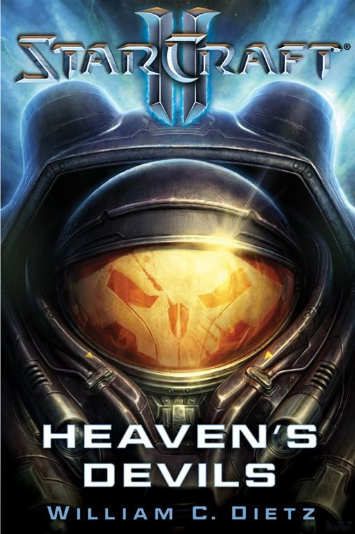 StarCraft II: Heaven's Devils By: William C Dietz
